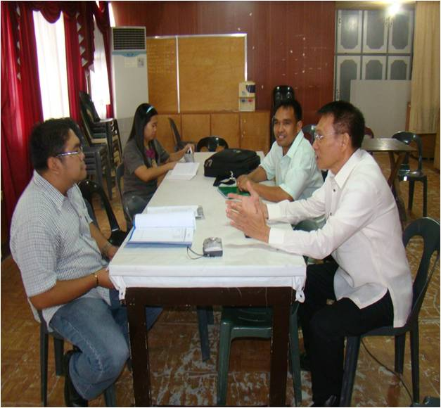 LGU-JAGNA IS AN INCH AWAY FROM ISO 14001 CERTIFICATION