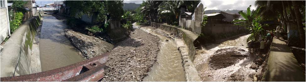 de-clogging of rivers ongoing