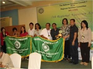 Jagnaanons laud achievements in nutrition