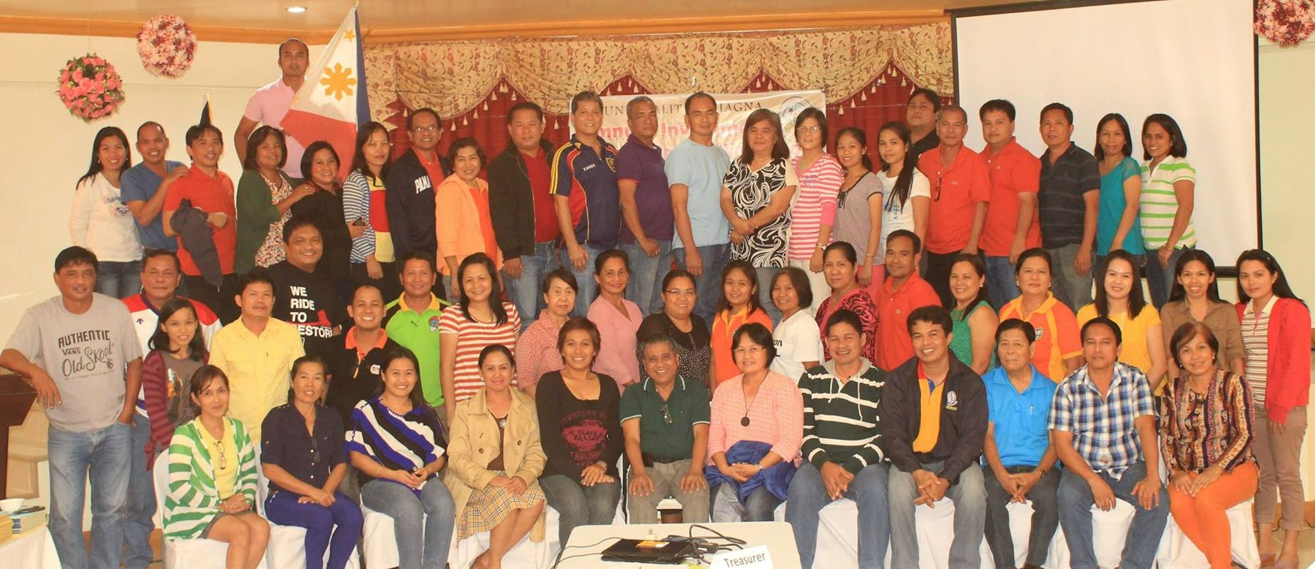 The Local Government Unit of Jagna conducted its Annual Investment Programming for the year 2016 last June 18-19 at Badiang Spring, Anas, Valencia, Bohol. Participated by elected municipal officials, department heads, representative from the civil society organization, national government agencies and employees, it was facilitated by the Municipal Planning and Development Coordinator Engr. Gerry Araneta. The Annual Investment Programming of the municipality is conducted every June to speed up the budgeting process for early compliance as to annual budget submission in the province.