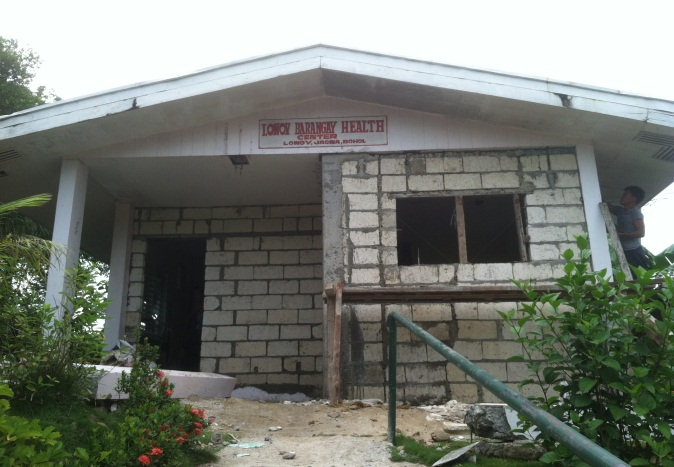 Rehabilitation of Lonoy Health Center