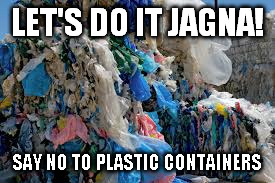 Jagna concretizes no plastic policy in commercial establishments