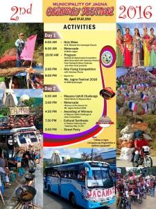 2nd Jagna CALAMAY FESTIVAL 2016 @ Jagna Insular Plaza | Sierra Bullones | Central Visayas | Philippines