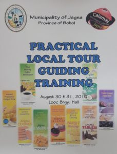Tourguiding for local entrepreneurs