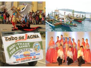 LGU and church unite for Jagna's 385th Foundation and Fiesta celeb