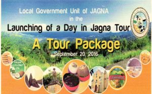 "Launching of the ""A Day in Jagna Tour"" – a tourism kick-off"