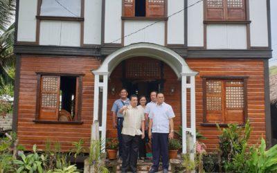 DepEd Usec. Alain Del B. Pascua visits Jagna