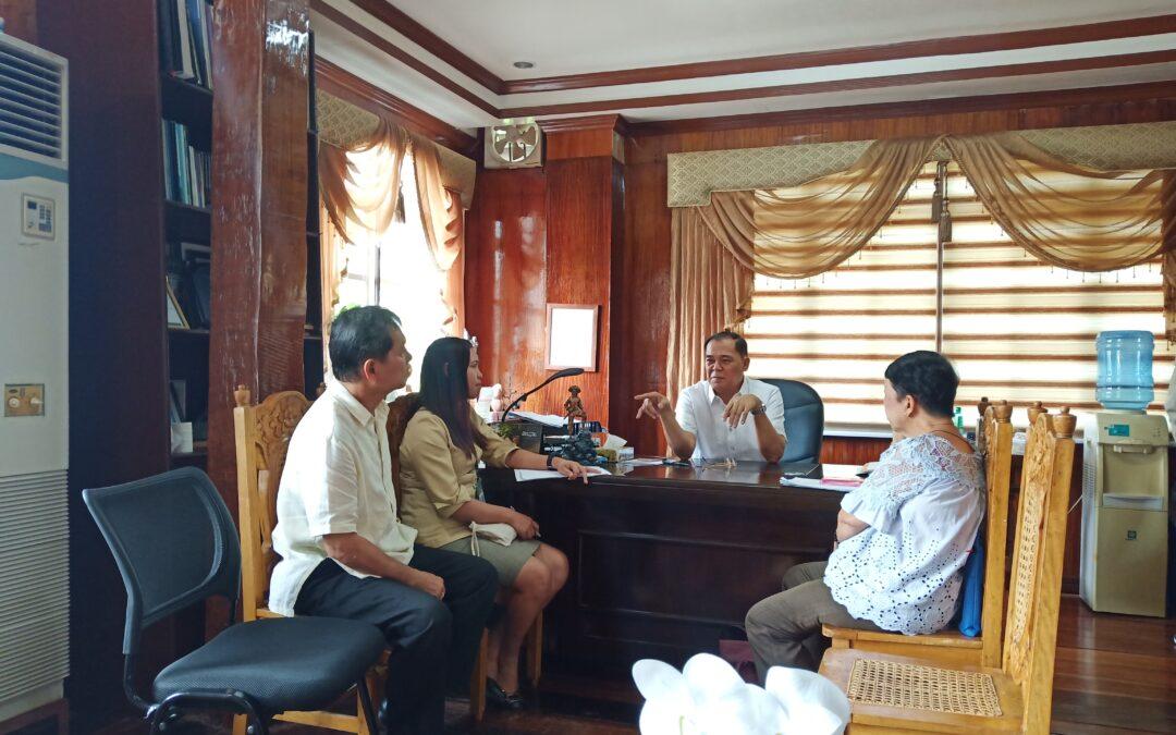 Gi Tagaan Ug Pagtagad Ang Mga Senior Citizens Ni Mayor Joseph Raňola