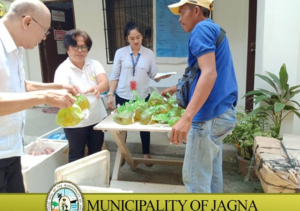 DSWD Supplemental Feeding Program