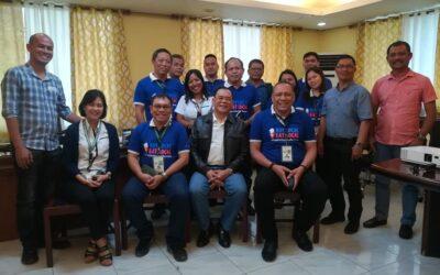 Mayor JR visits DA Regional Executive 7 Director