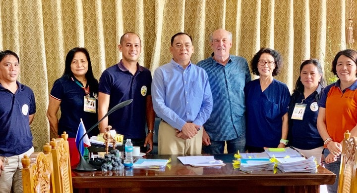 Partnership of LGU Jagna and PHILOS Health